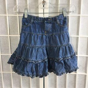The Children's Place Girls Denim Skirt